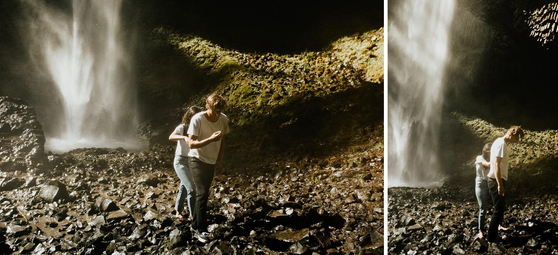 adventurous-mountain-engagement-session-banff-alberta-canada-calgary-edmonton-lethbridge-destination-wedding-photographer-havilah-heger-waterfall-banff-session-couples-photography_0
