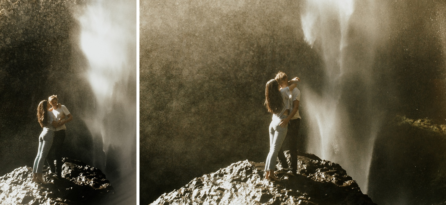 adventurous-mountain-engagement-session-banff-alberta-canada-calgary-edmonton-lethbridge-destination-wedding-photographer-havilah-heger-waterfall-banff-session-couples-photography_8