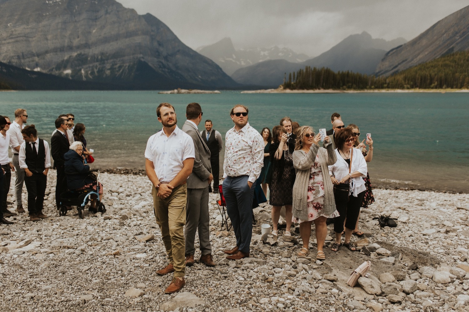 Private Elopement Ceremony at Upper Kananaskis Lake in Banff National Park, Banff National Park Private Elopement Ceremony, Elopement Ceremony in Banff National Park, Banff National Park Wedding, How to get married in banff national park, banff national park private elopement ceremony, upper kananaskis lake elopement ceremony, banff national park wedding photographer, Banff National Park elopement photographer, Wedding at Upper Kananaskis Lake in Banff National Park