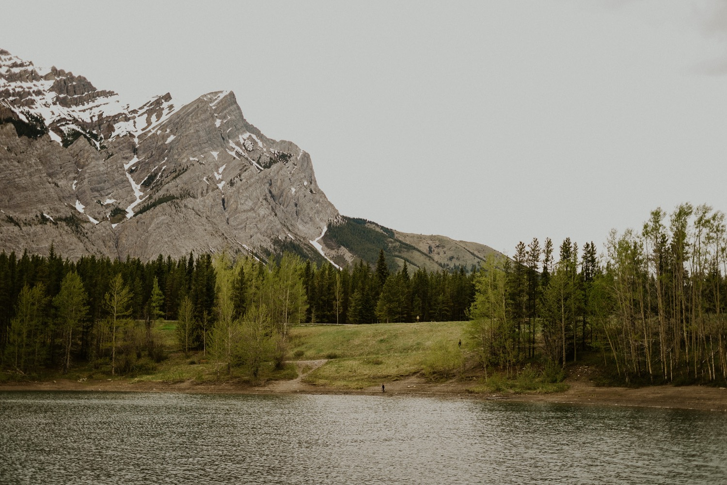 A Kananaskis Lake Elopement in the beautiful Canadian Rockies photo of the location